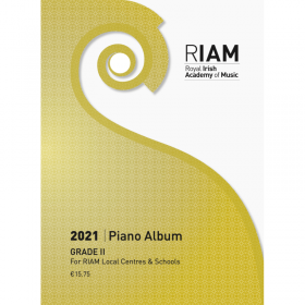 Royal Irish Academy 2021 Grade 2 Piano Pieces