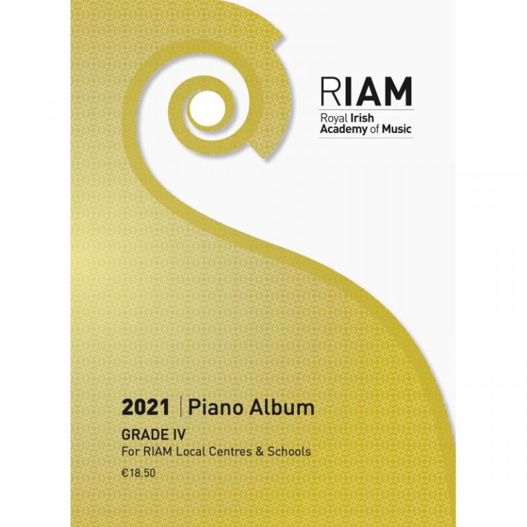Royal Irish Academy 2021 Grade 4 Piano Pieces