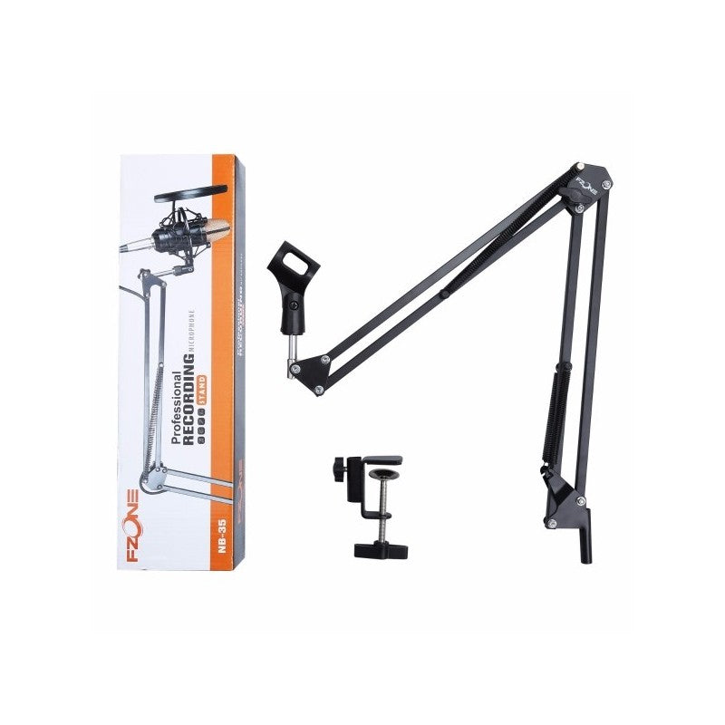 Fzone NB-35 Microphone Arm Stand