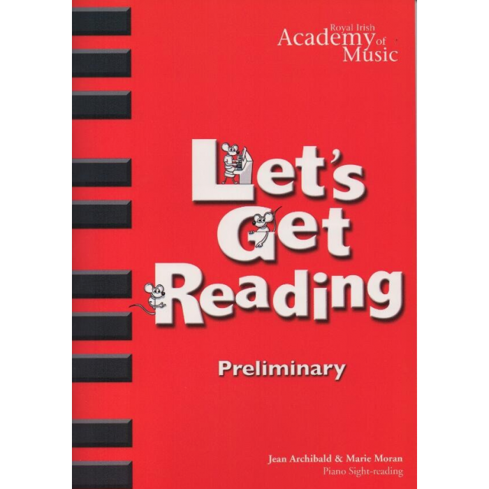 Royal Irish Academy Let's Get Reading Preliminary