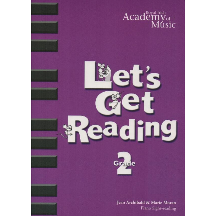 Royal Academy of Music Let's Get Reading Grade 2