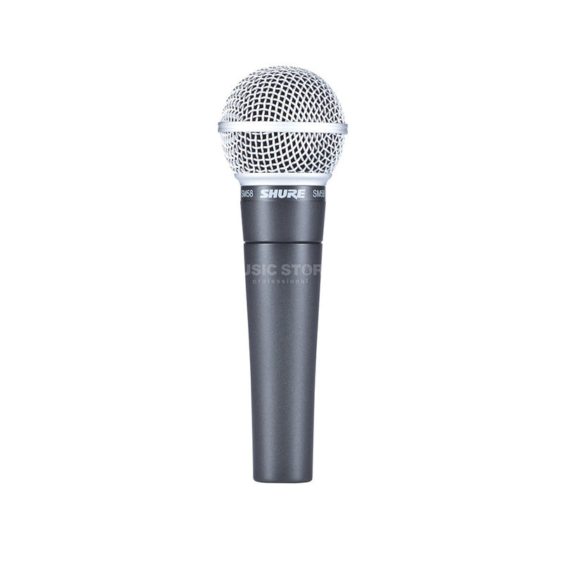 Shure SM 58 LCE dynamic Microphone
