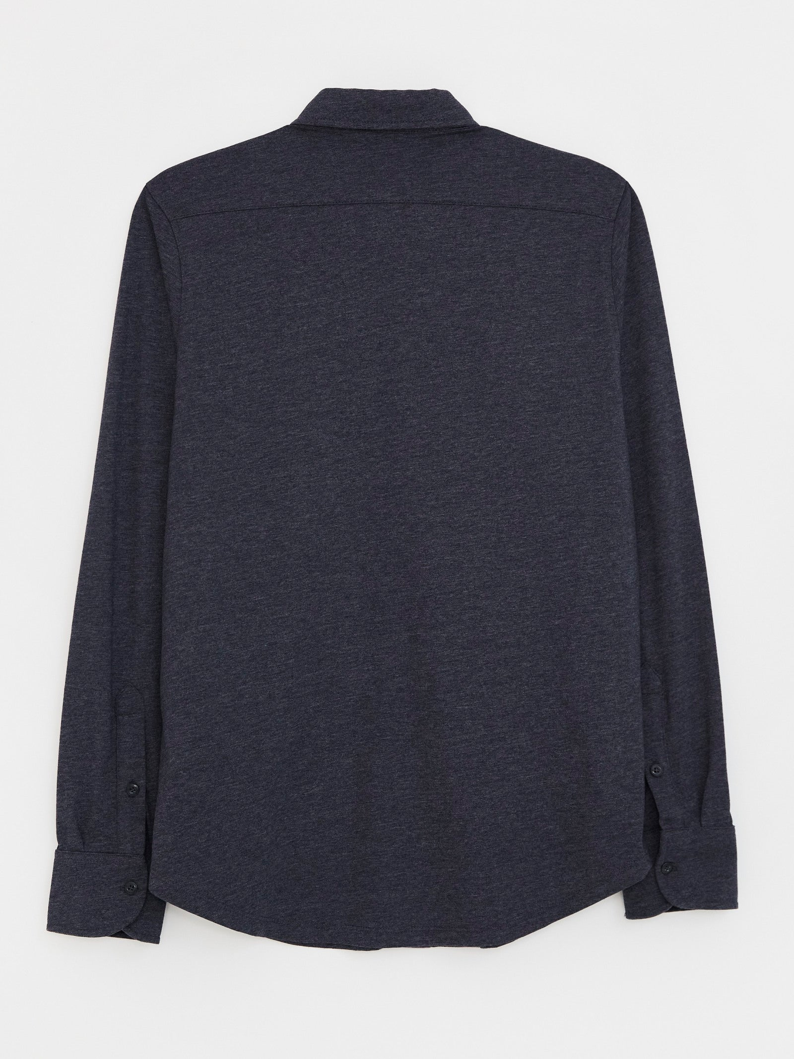 Montford Jersey Shirt in Dark Blue