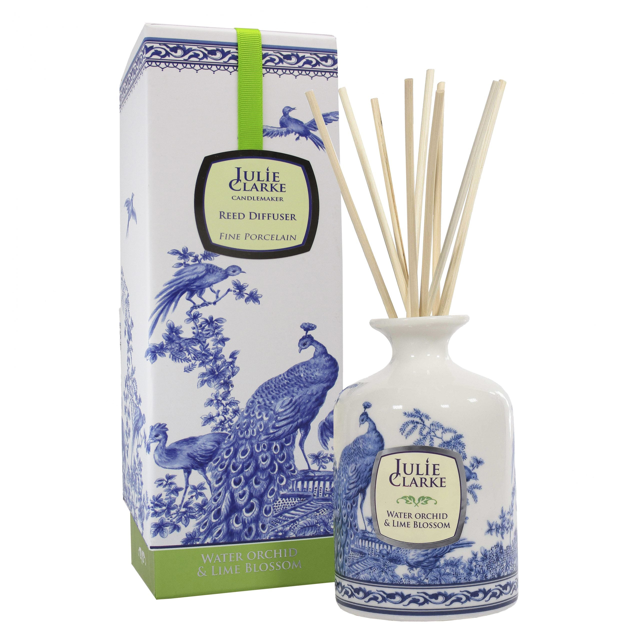 Water Orchid & Lime Blossom - Diffuser