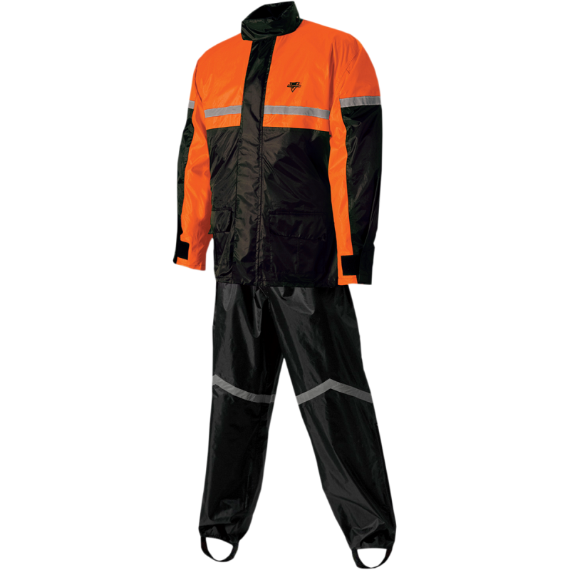 SR-6000 Stormrider Orange 2 Piece Rainsuit