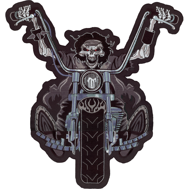 Lethal Threat Death Rider Patch