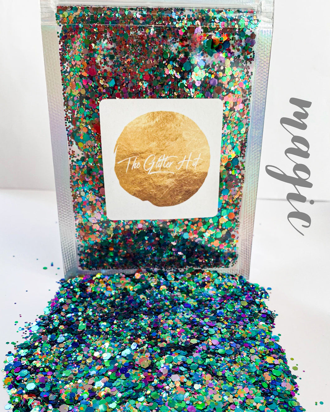Chunky Mixed 10g Glitter Bag - Magic