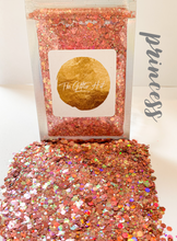 Load image into Gallery viewer, Chunky Mixed 10g Glitter Bag - Princess