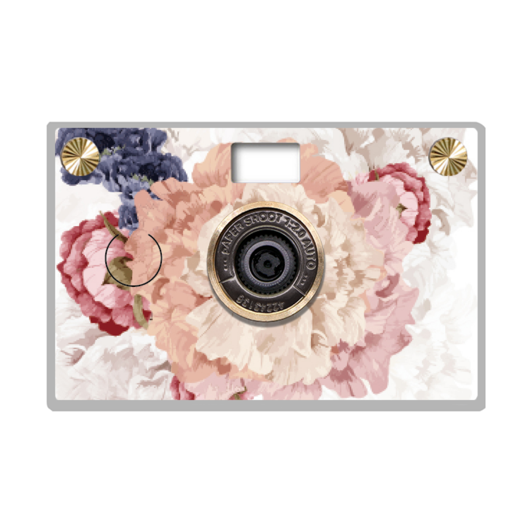 Summer Bloom Peony Case Only