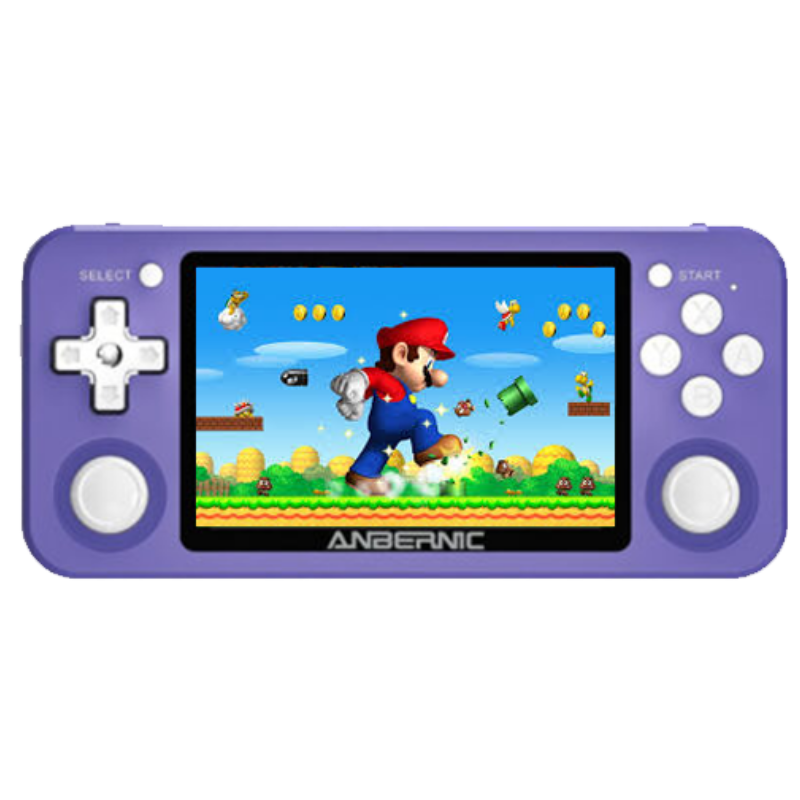 RG351P Retro Game Handheld Console