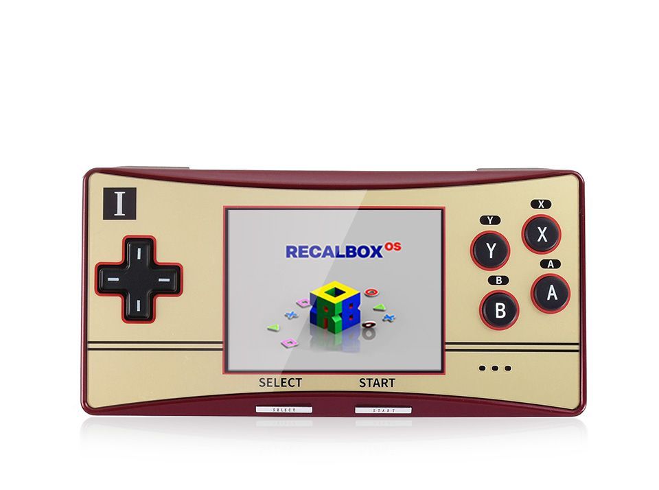 New GPM Retro Handheld Console