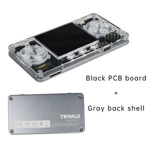 TRIMUI Ultra-Small Mini Transparent Metal Shell Game Console