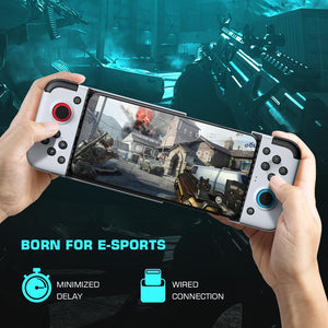 X2 Type-C Android Mobile Game Controller