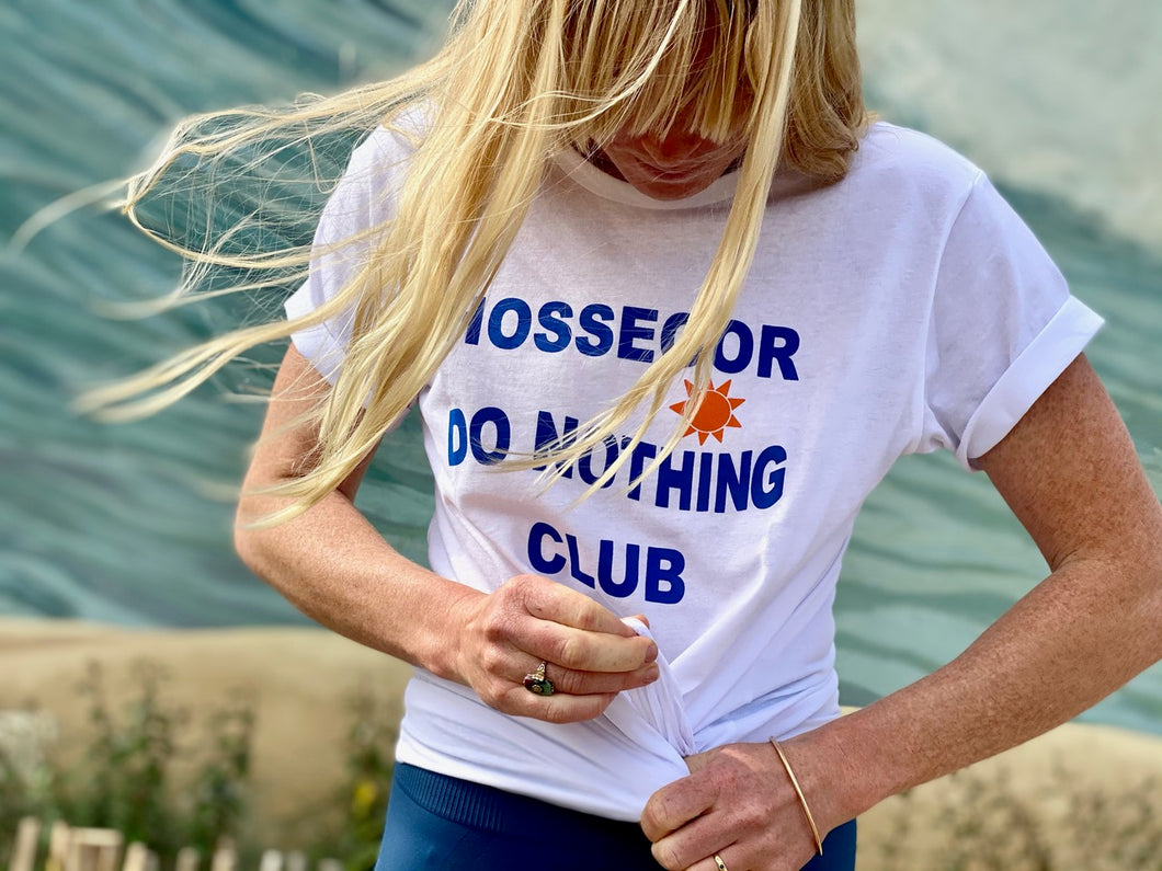 Tee-shirt Hossegor Do Nothing Club / Small