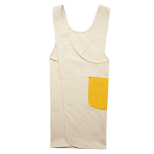 Load image into Gallery viewer, The Apron - Colorblock Yellow