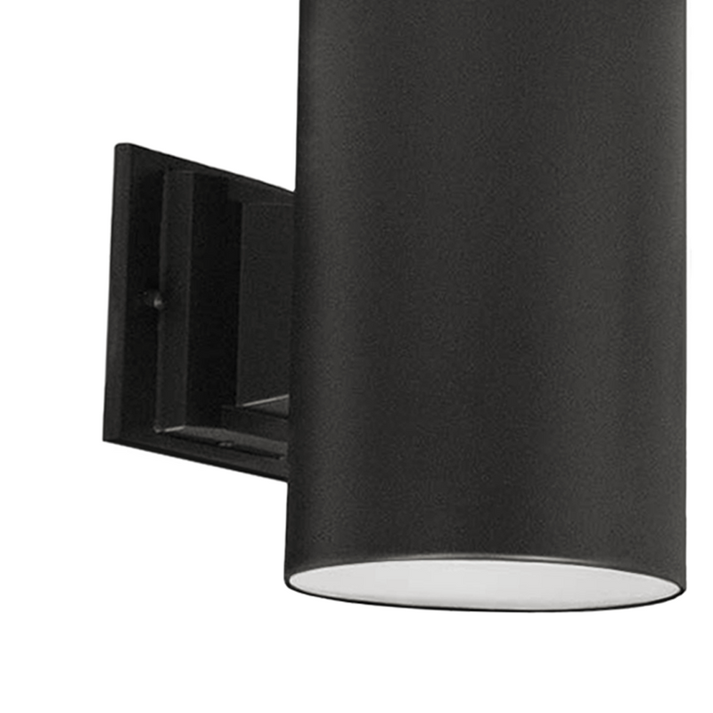PL-795-DBZ(E26) - 60W 1-Light Dark Bronze Small Dark Sky Can Wall Mount