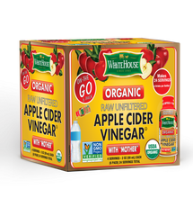 Load image into Gallery viewer, Organic Apple Cider Vinegar ON-THE-GO (6 PACK)