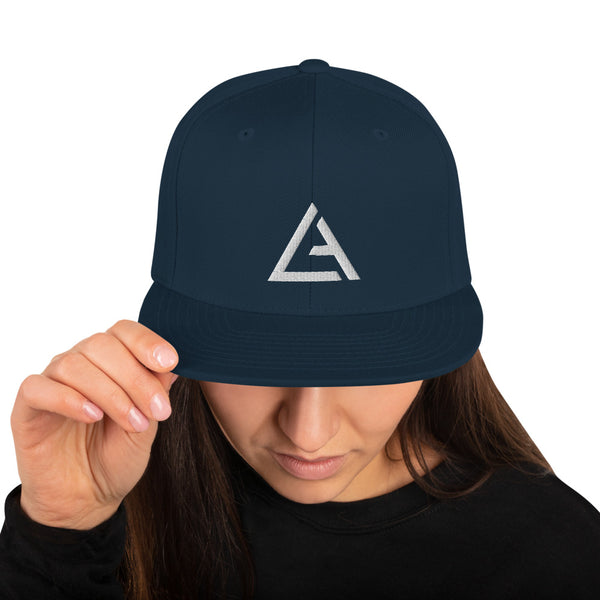 Lachie A'rden Snapback Hat - Logo only