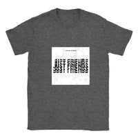 Lachie A'rden Special Edition 'Just Friends' cover art Essential Crew Neck T-Shirt | Gildan Softstyle