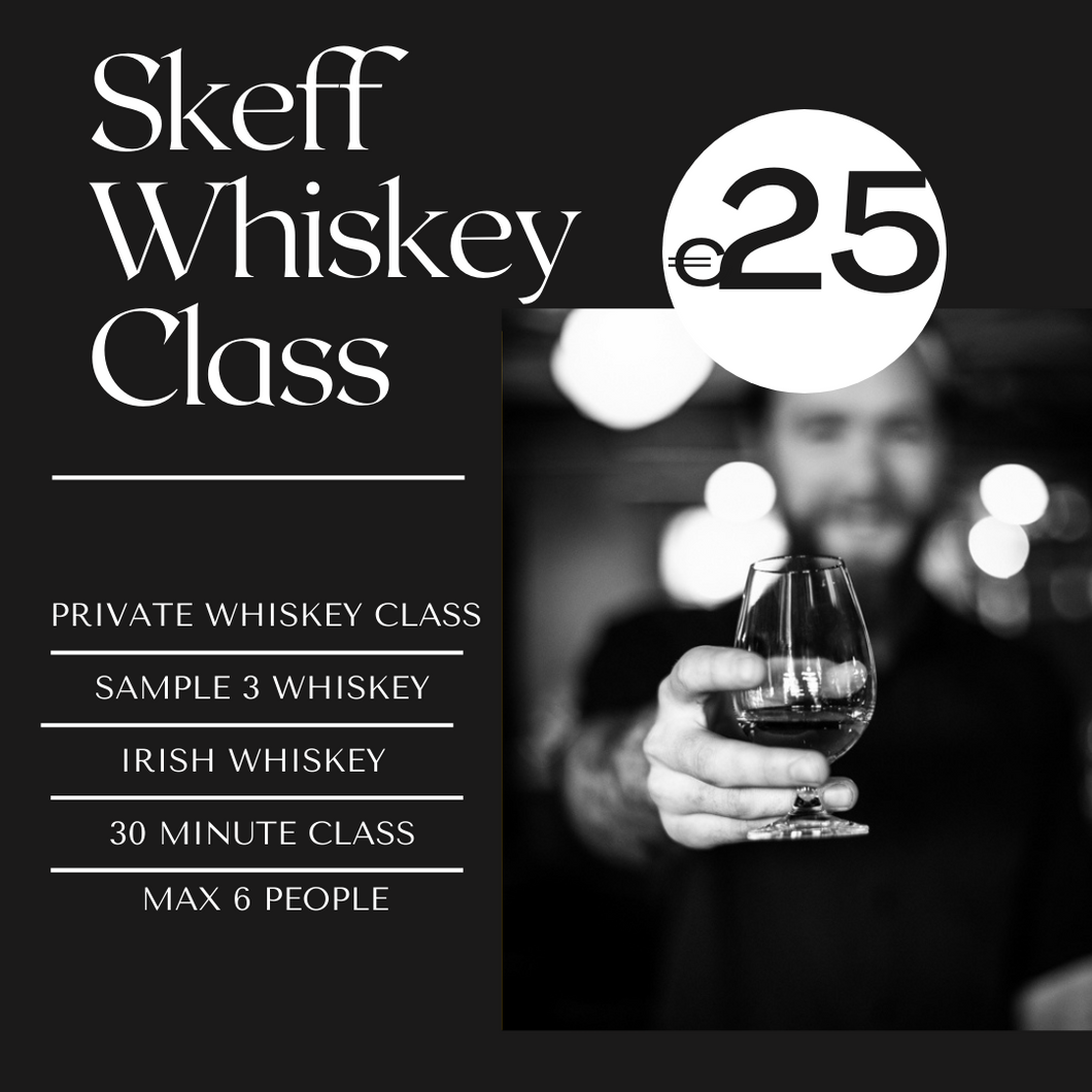 Whiskey Tasting Voucher