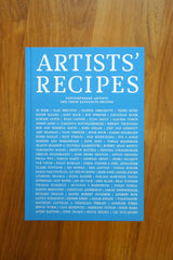 Artist's Recipes