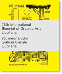 25th International Biennial of Graphic Arts Ljubljana