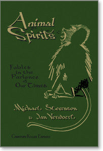 Michael Stevenson, Jan Verwoert: Animal Spirits