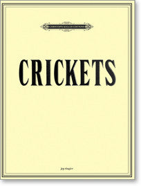 Mungo Thomson, Michael Webster: Crickets