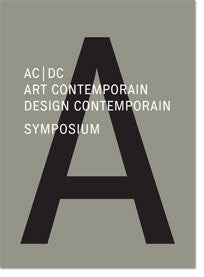 AC DC  Contemporary Art/Contemporary Design