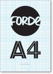 Forde A4: Production 2002-2004