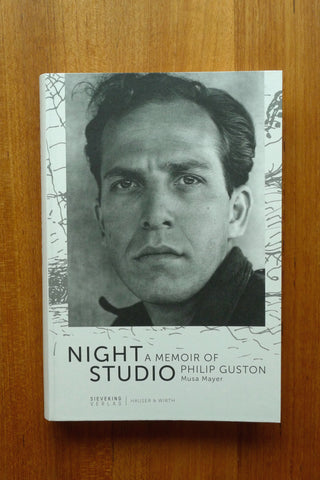 Night Studio. A Memoir of Philip Guston