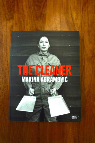 Marina Abramovic – The Cleaner