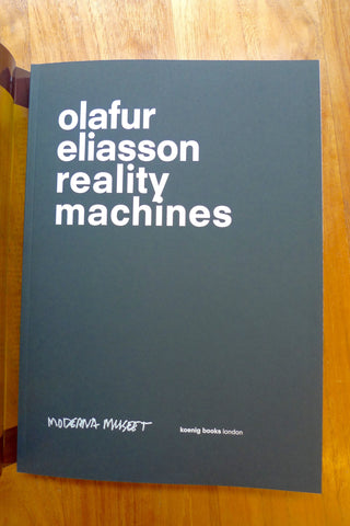 Olafur Eliasson – Reality Machines