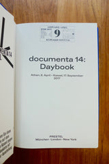 Documenta 14 - Daybook