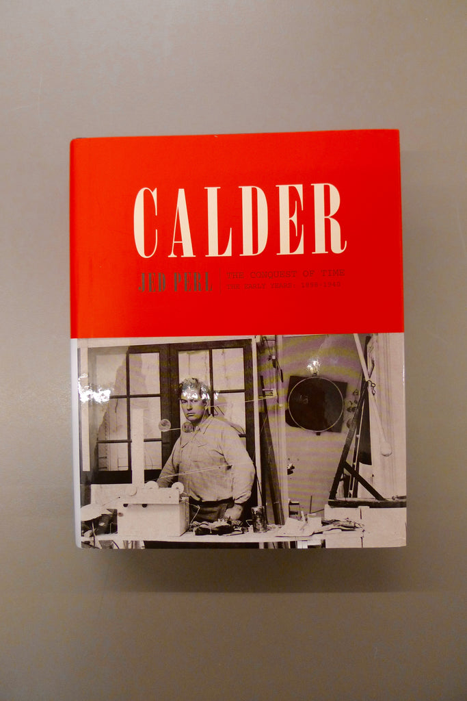 Calder - The Conquest of Time