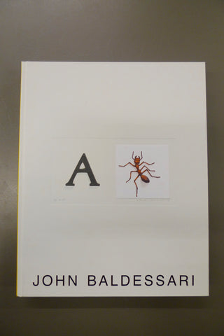 John Baldessari — Learning To Read with John Baldessari
