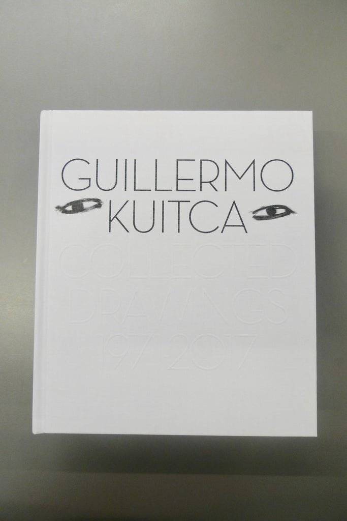 Guillermo Kuitca – Collected Drawings (1971-2017)