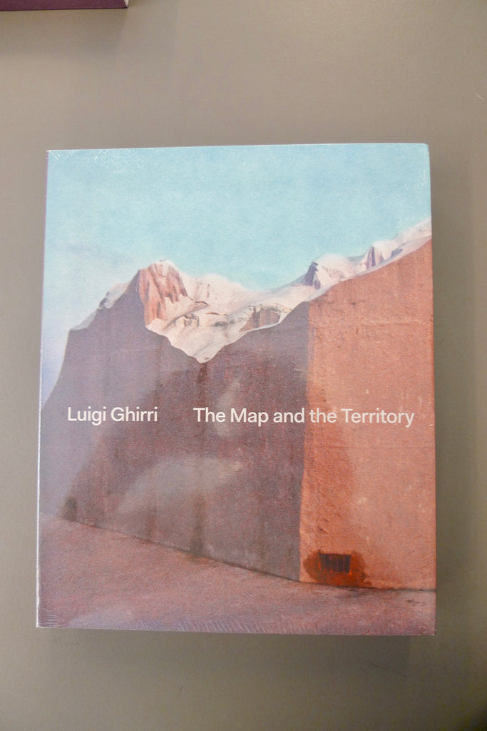 Luigi Ghirri – The Map and the Territory