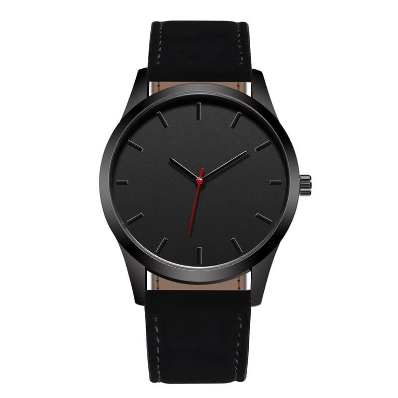 FREE Iconic Minimalist Watch - FLASH OFFER - black - mens watches