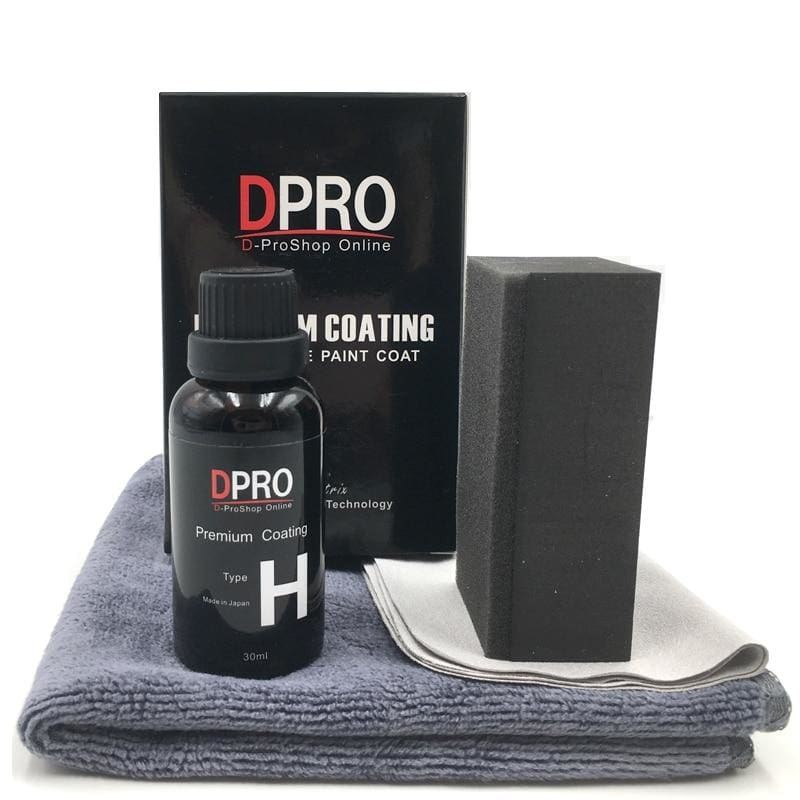 Nano Ceramic Car Coating Kit - car