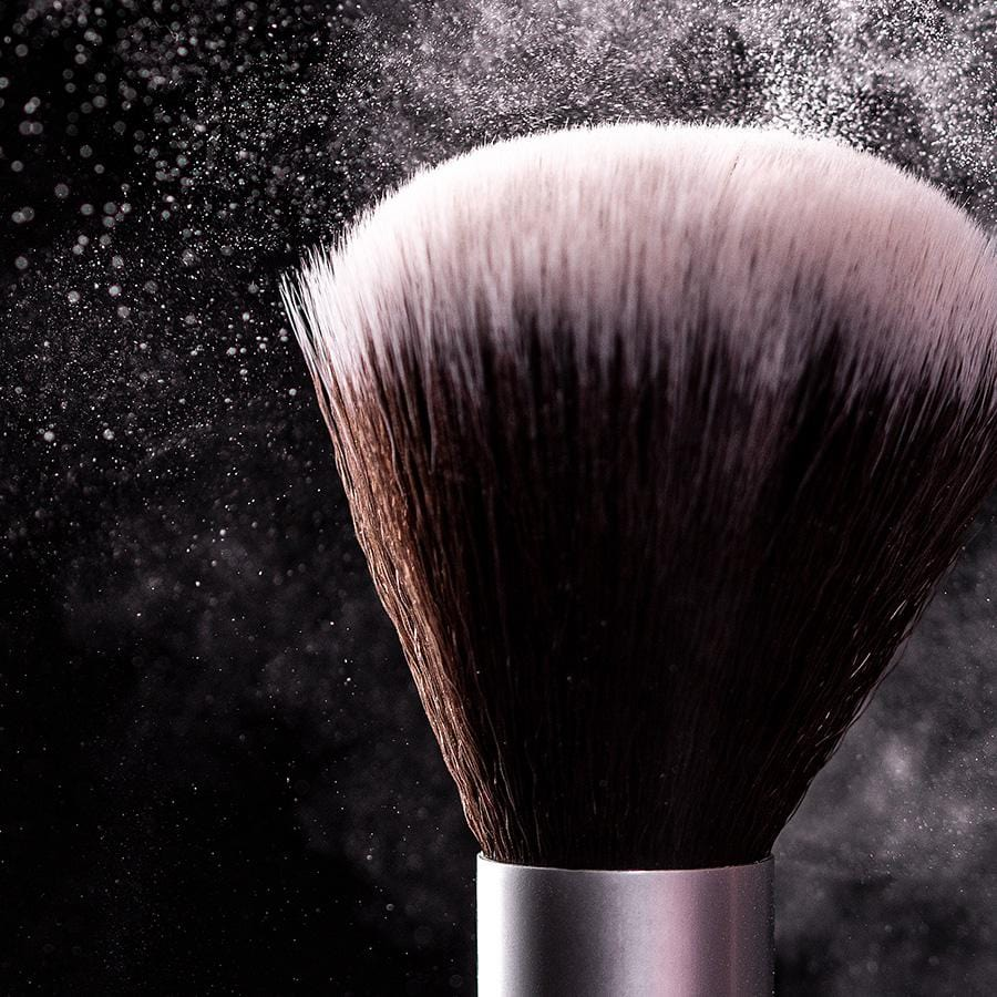 Powder Brush Puder Pinsel