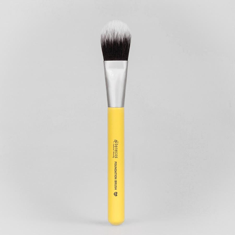 benecos FOUNDATION BRUSH Colour Edition