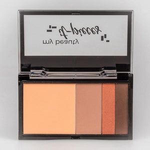 benecos it-pieces Refill Palette freaking hot