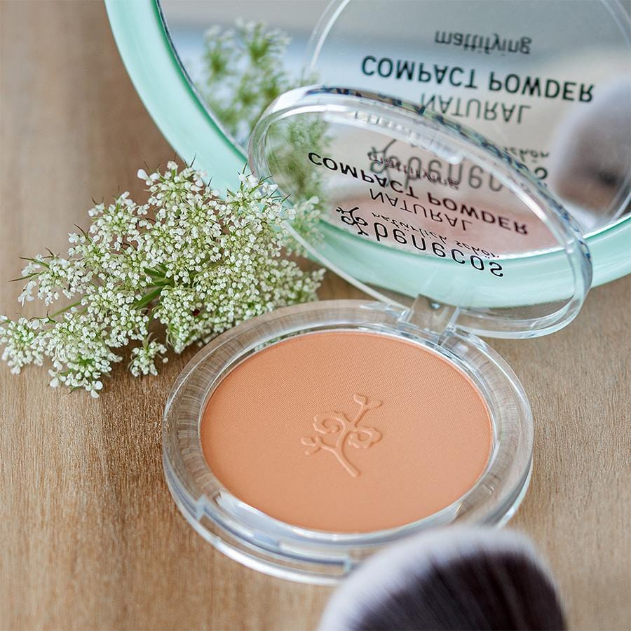 compact powder porcelain