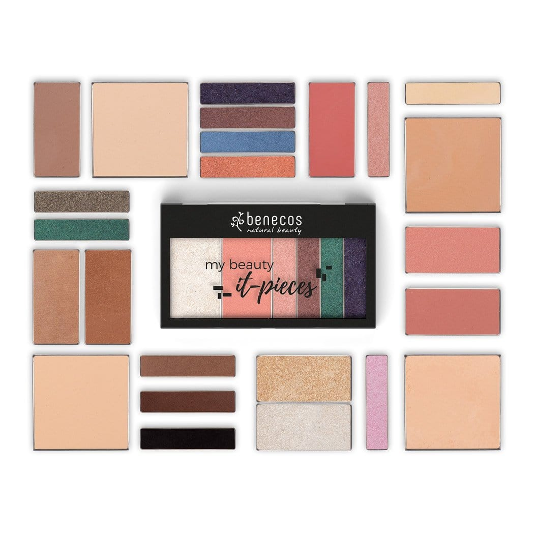 benecos it-pieces Refill Palette pretty cold