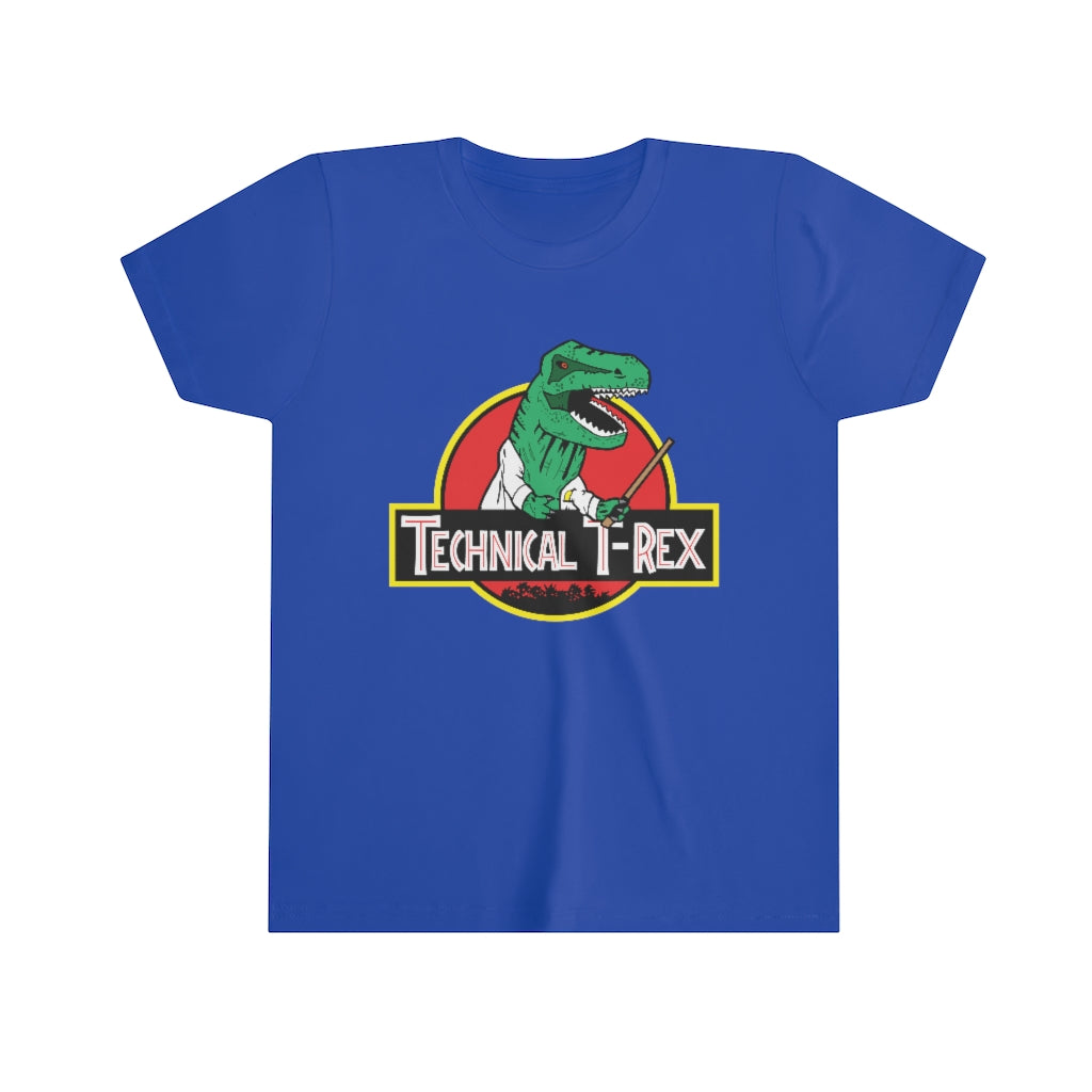 Technical Tee-Rex - Youth Tee