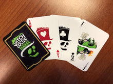Load image into Gallery viewer, Witch Doctor Playing Cards - Limited Edition