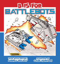 Load image into Gallery viewer, B Is for BattleBots (Digital Download)
