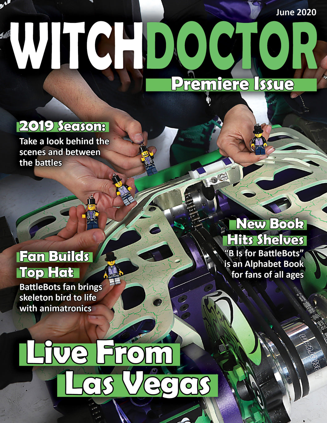 Witch Doctor Magazine (Digital Download)