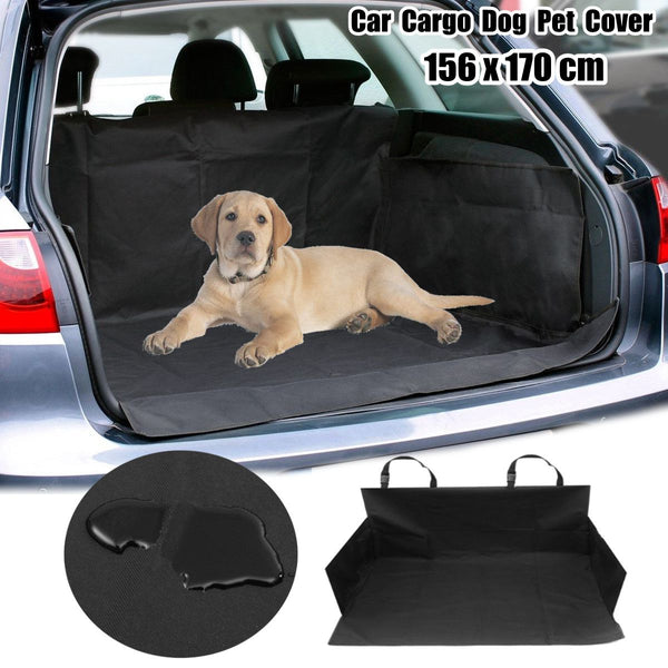 1pcs Waterproof Pet Dog Car Boot Seat Cover SUV Trunk Protector Cushion Liner Mat Oxford